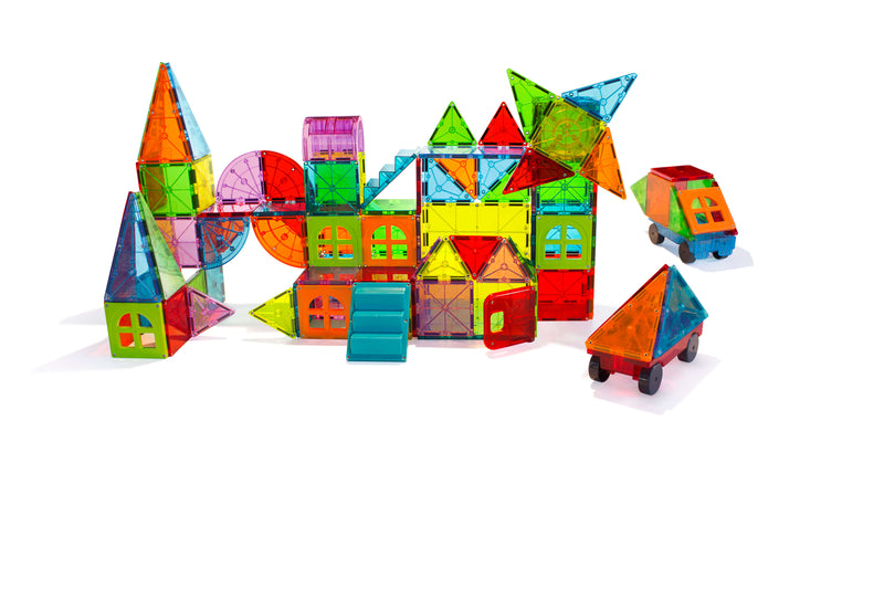 Magna-Tiles® Metropolis 110-Piece Set ** BACKORDERED UNTIL MARCH 2020**