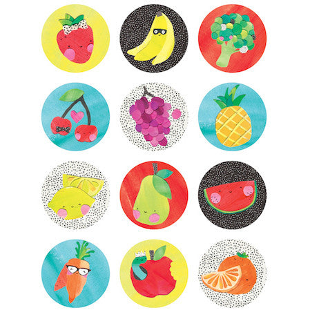 Mudpuppy Mini Memory Match Fruits & Vegetables