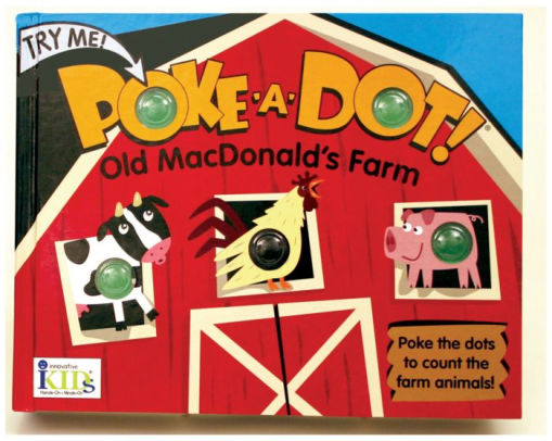 Melissa & Doug Poke-A-Dot! Activity Book