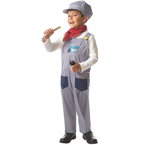 Rubies Thomas Conductor Play Set