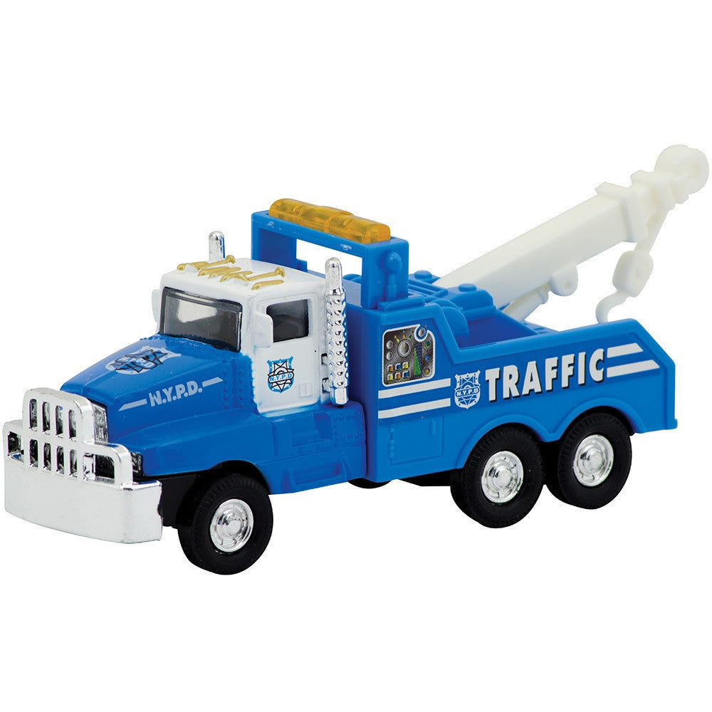Diecast Emergency Tow Truck