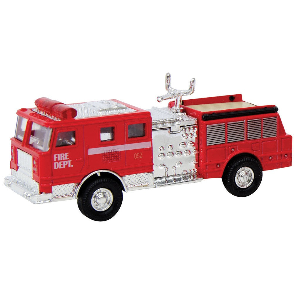 Diecast Fire Engine