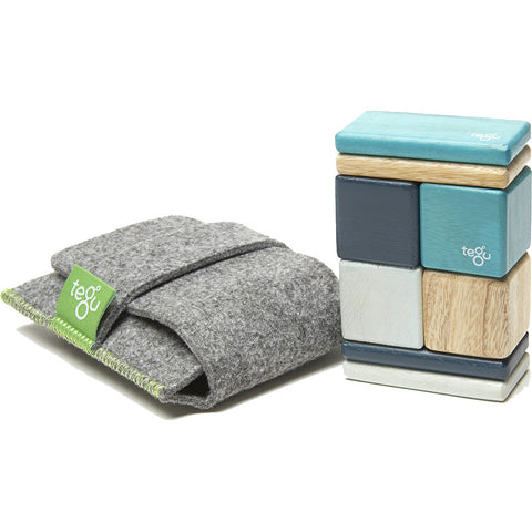Tegu Original Pocket Pouch Blues