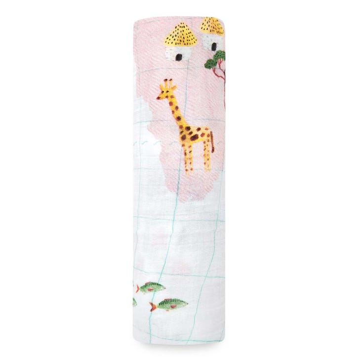 Aden & Anais Classic Swaddle Single