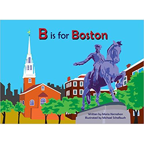 B is for Boston - Tadpole