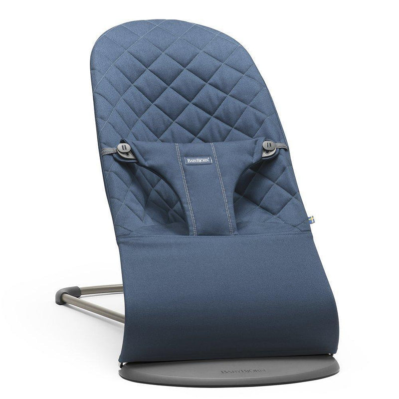 Baby Bjorn Bouncer Bliss Quilted Cotton - Tadpole