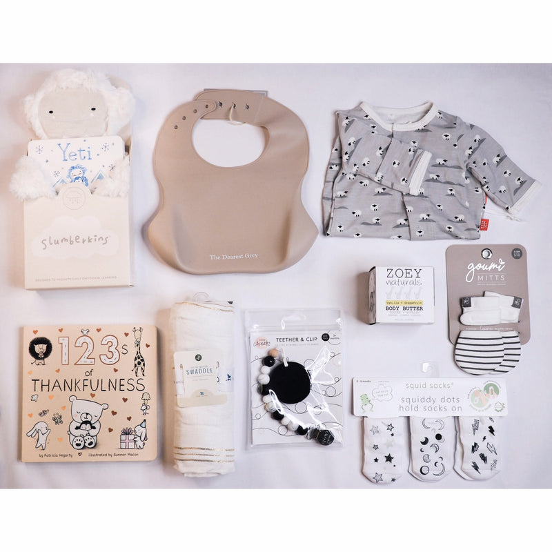 Baby Shower Gift Box - Tadpole