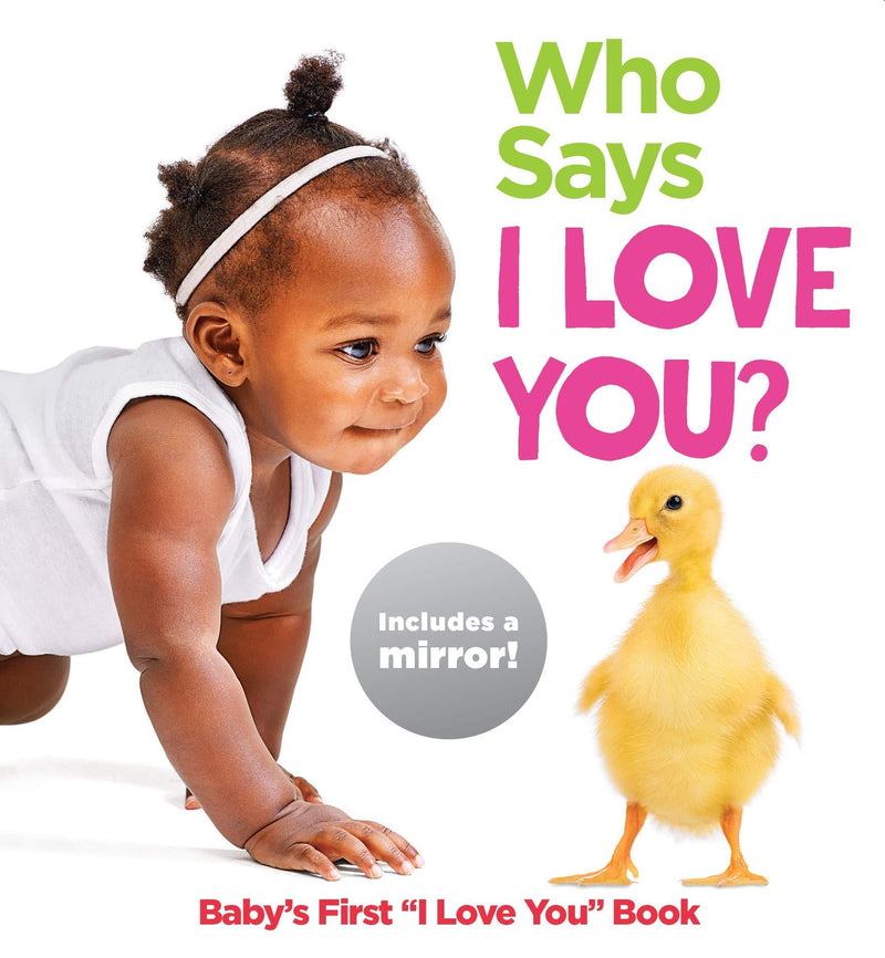 "Baby's First "" I Love You "" Book - Tadpole"