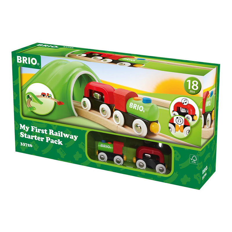 Brio My First Railway Starter Pack