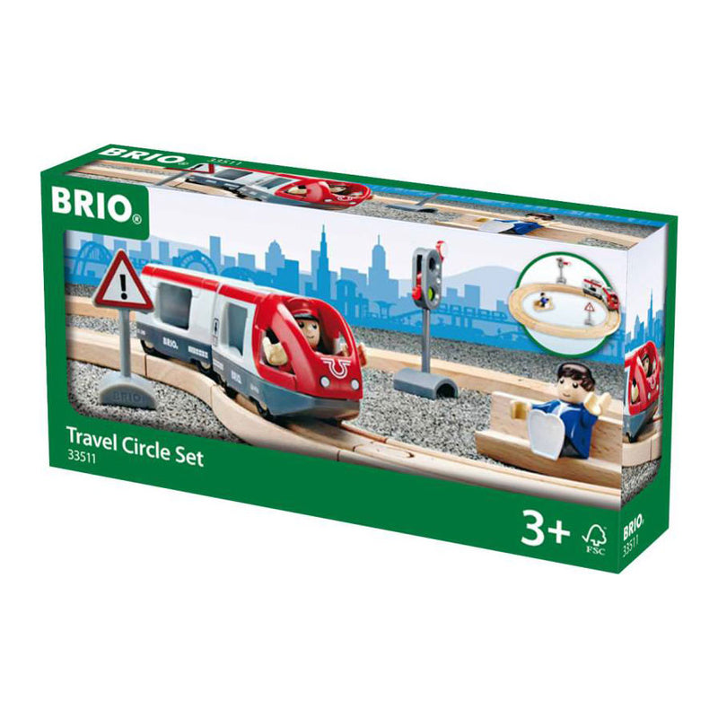 Brio Travel Circle Set