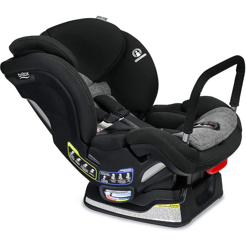 Britax Boulevard Click-Tight Convertible Car Seat with Anti-Rebound Bar - Tadpole