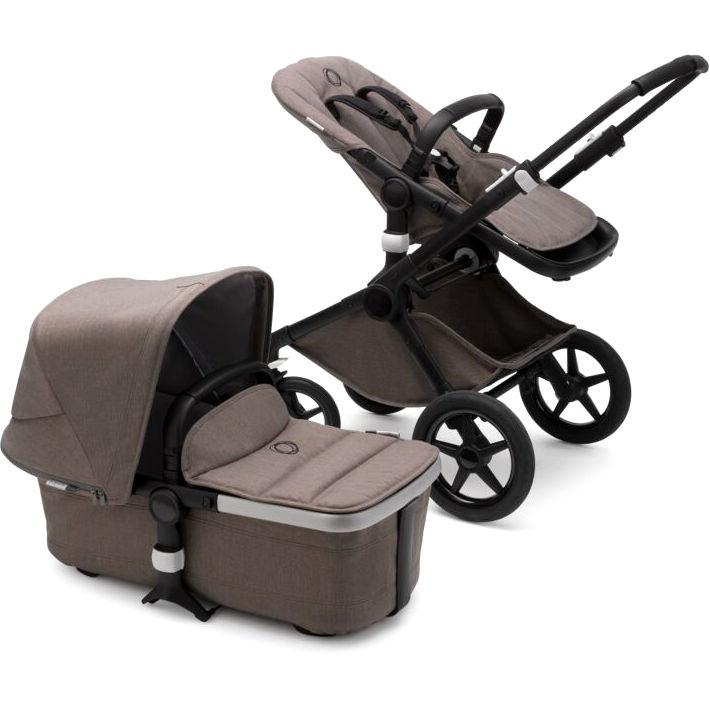 Bugaboo Fox2 Mineral Collection Complete Stroller - Tadpole