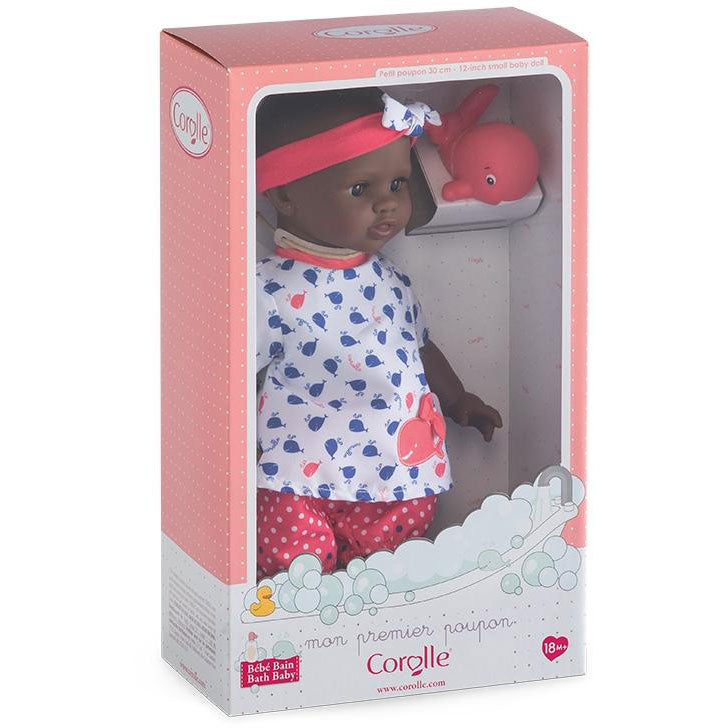 Corolle Bebe Bath Girl Graceful