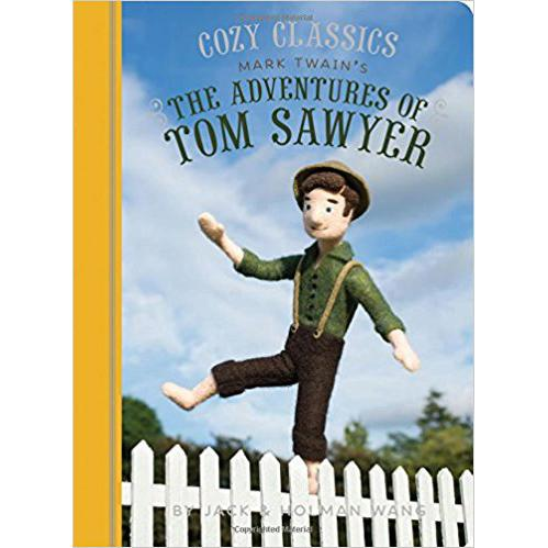 Cozy Classics Tom Sawyer - Tadpole
