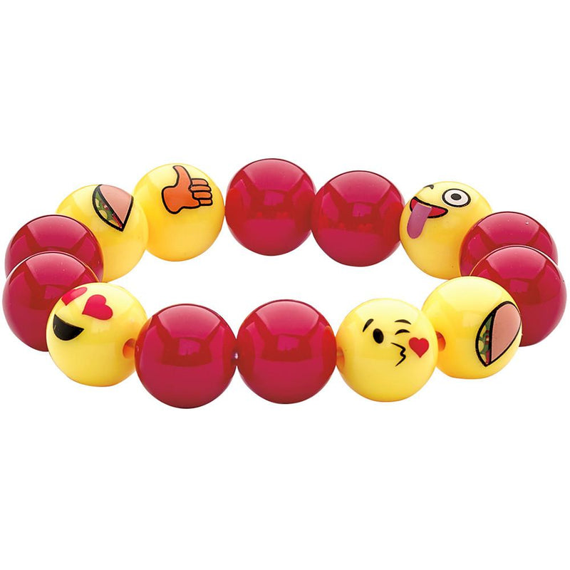 Creativity For Kids Emoji Bracelets - Tadpole