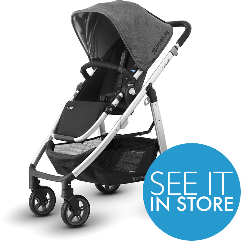 UppaBaby Cruz Stroller (IN STORE PU OR MA DELIVERY ONLY ON SALE ITEMS)