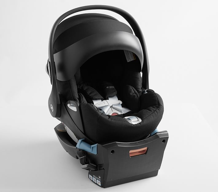 Cybex Cloud Q Plus Infant Car Seat + Base