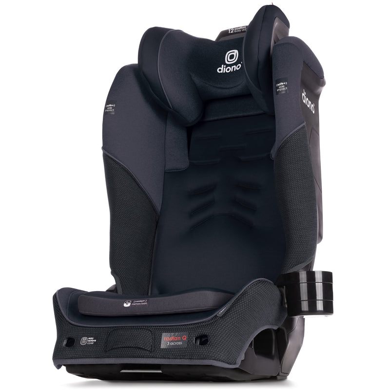 Diono Radian 3QX Ultimate 3 Across All-in-One Convertible Car Seat - Tadpole
