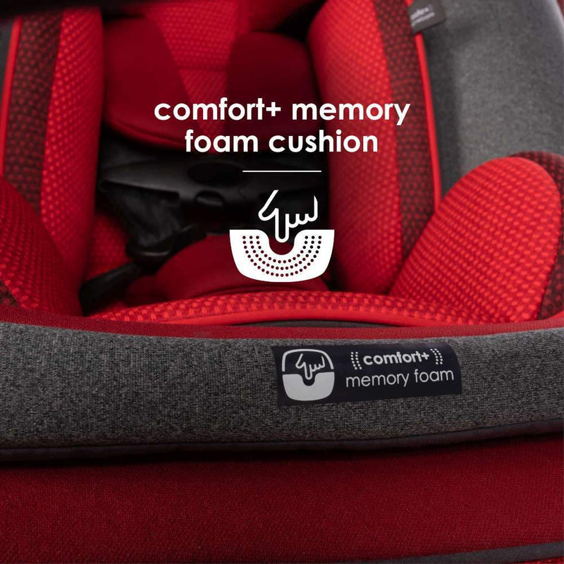 Diono Radian 3QXT Ultimate 3-Across All-in-One Convertible Car Seat - Tadpole