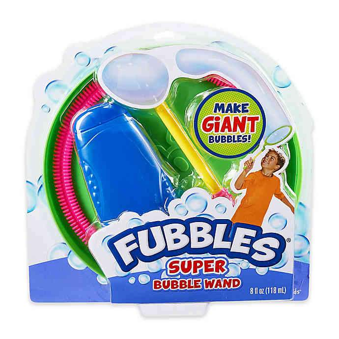 Fubbles Bubble Wand - Tadpole