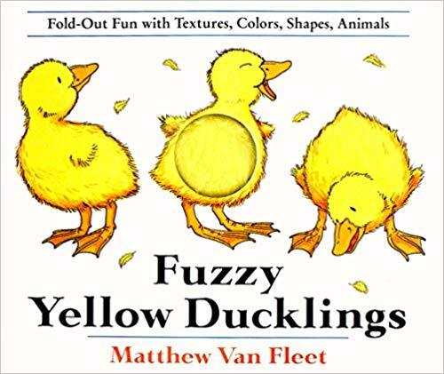 Fuzzy Yellow Ducklings BB - Tadpole