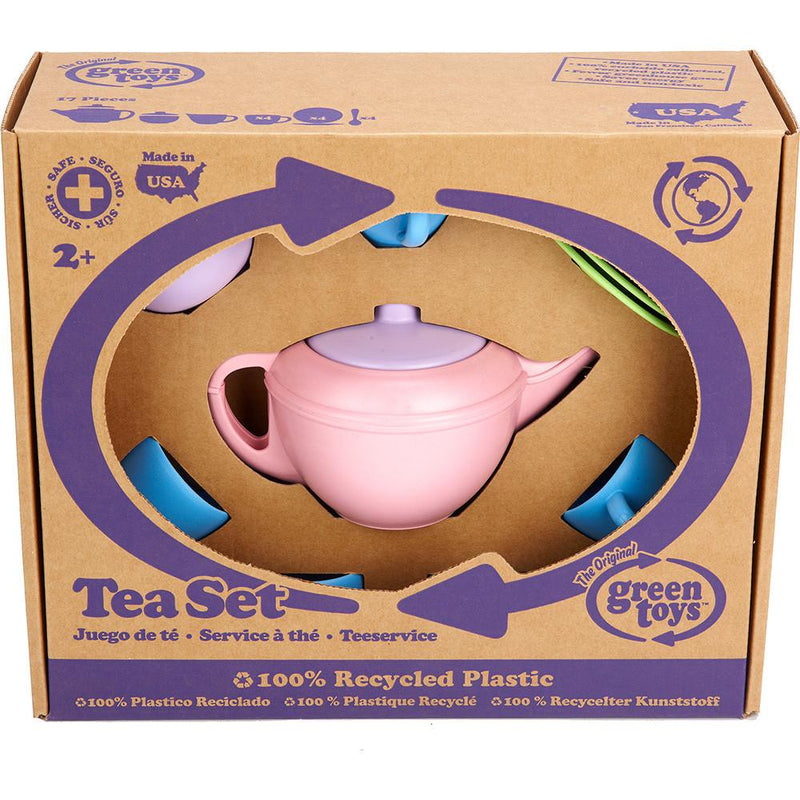 Green Toys Tea Set - Tadpole