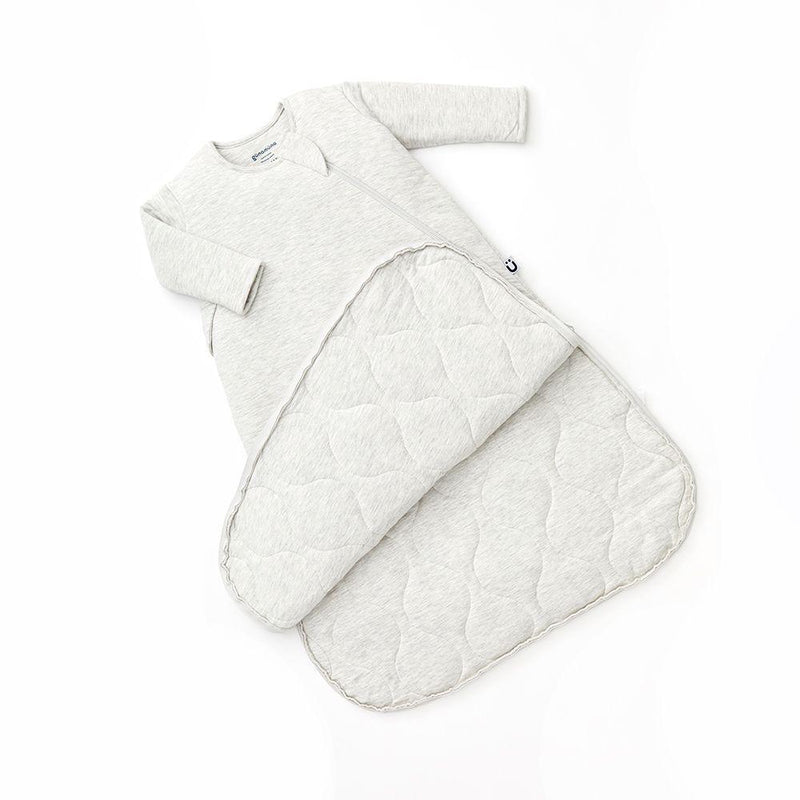 Günamüna Long Sleeve Duvet Sack Heather Grey - Tadpole
