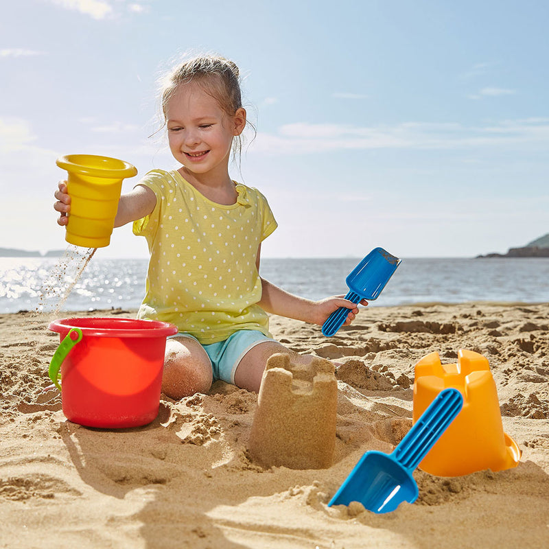 Hape 5-in-1 Beach Set - Tadpole