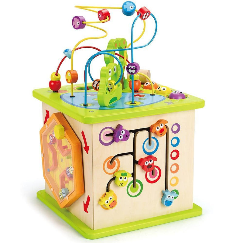 Hape Country Critters Play Cube