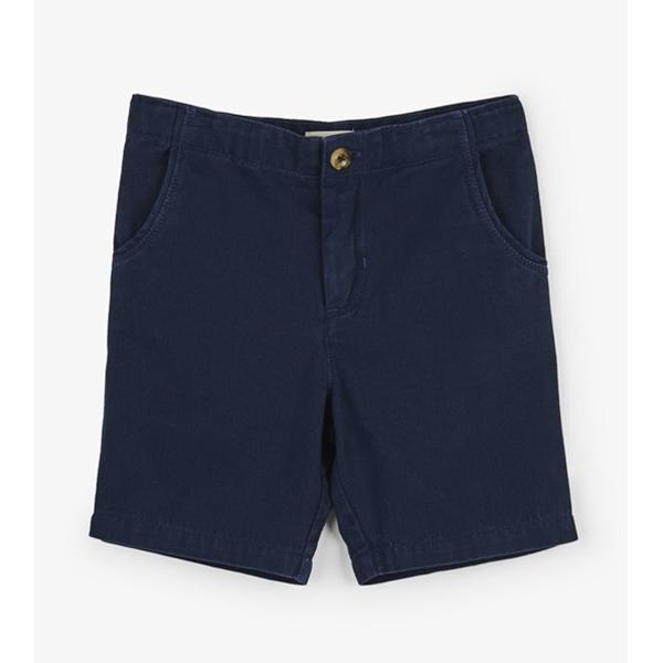 Hatley Navy Bicycle Shorts - Tadpole