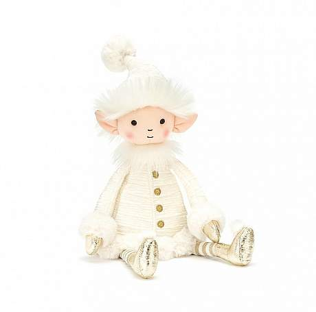 Jellycat Snowflake Elf Medium