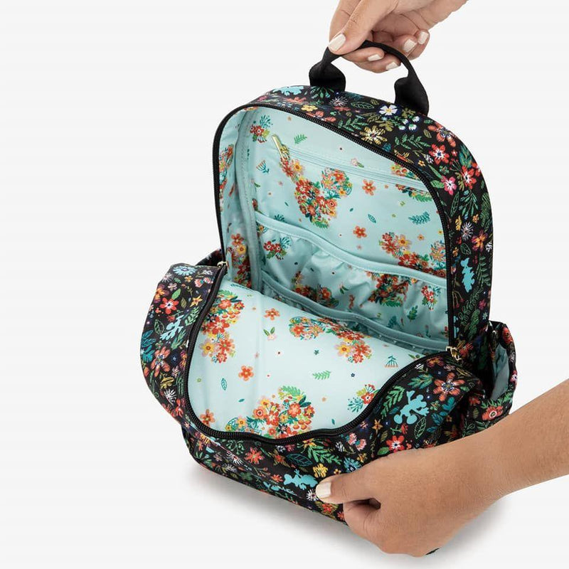 Ju-Ju-Be Midi Plus Backpack Amour des Fleur - Tadpole