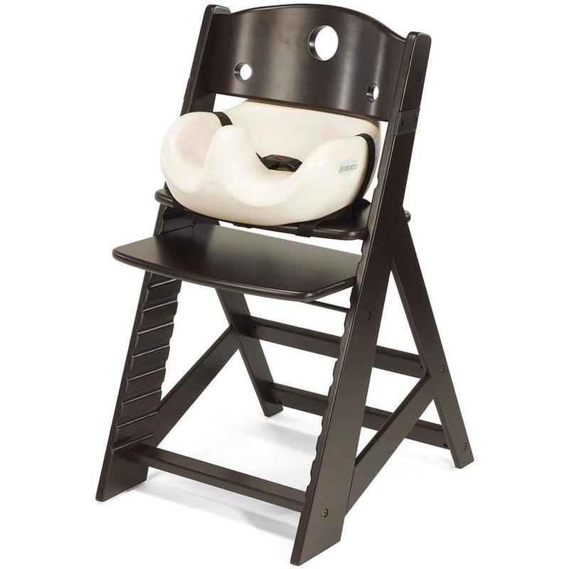 Keekaroo Height Right High Chair Espresso - Tadpole