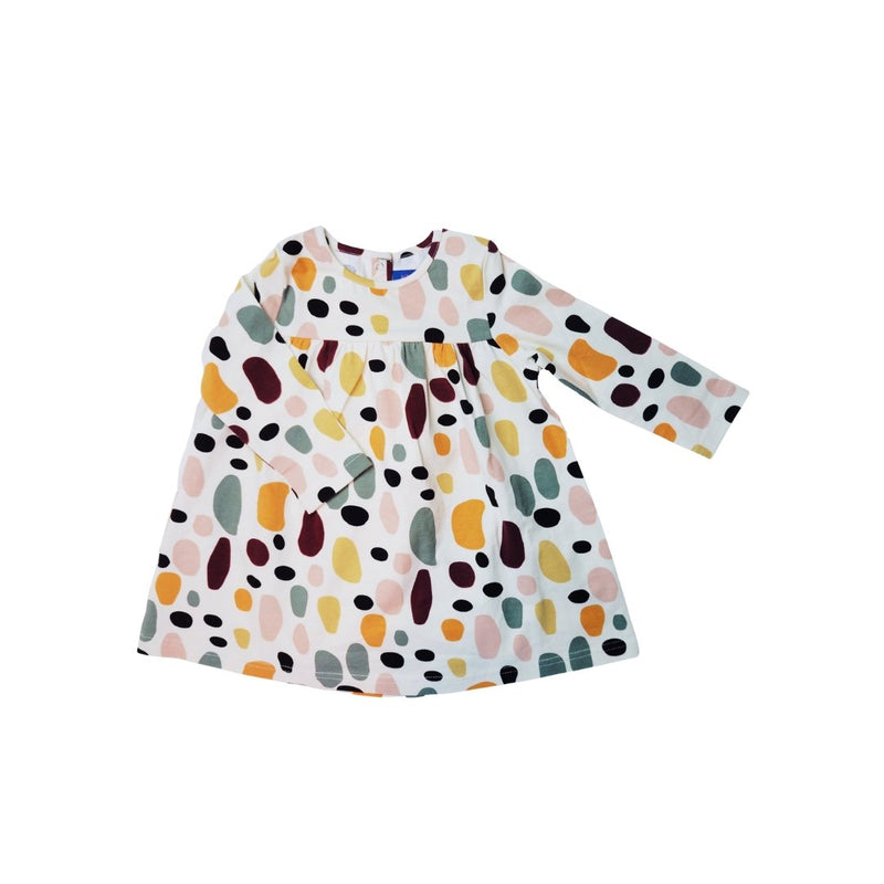 Kidpole Organics Pebbles Dress - Tadpole