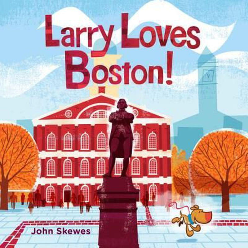 Larry Loves Boston - Tadpole
