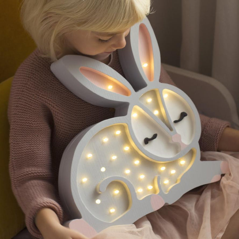 Little Lights Bunny Lamp - Tadpole