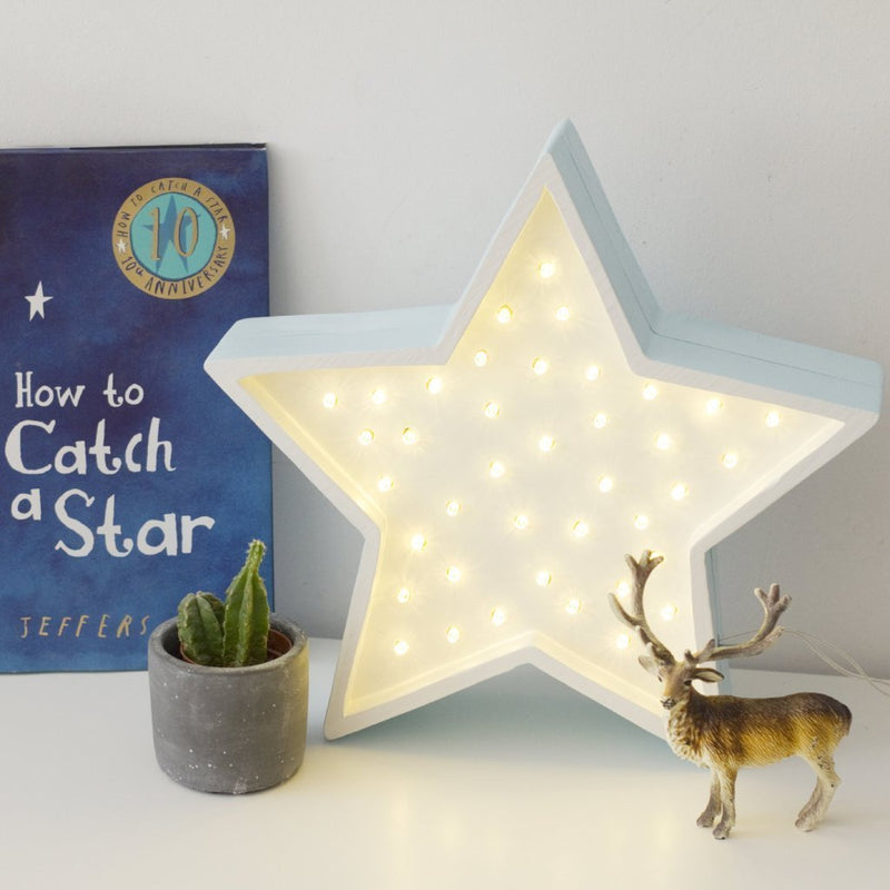Little Lights Star Lamp - Tadpole