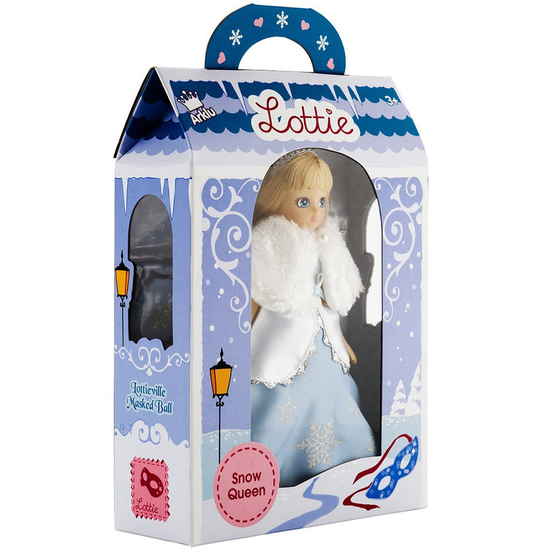 Lottie Doll Snow Queen