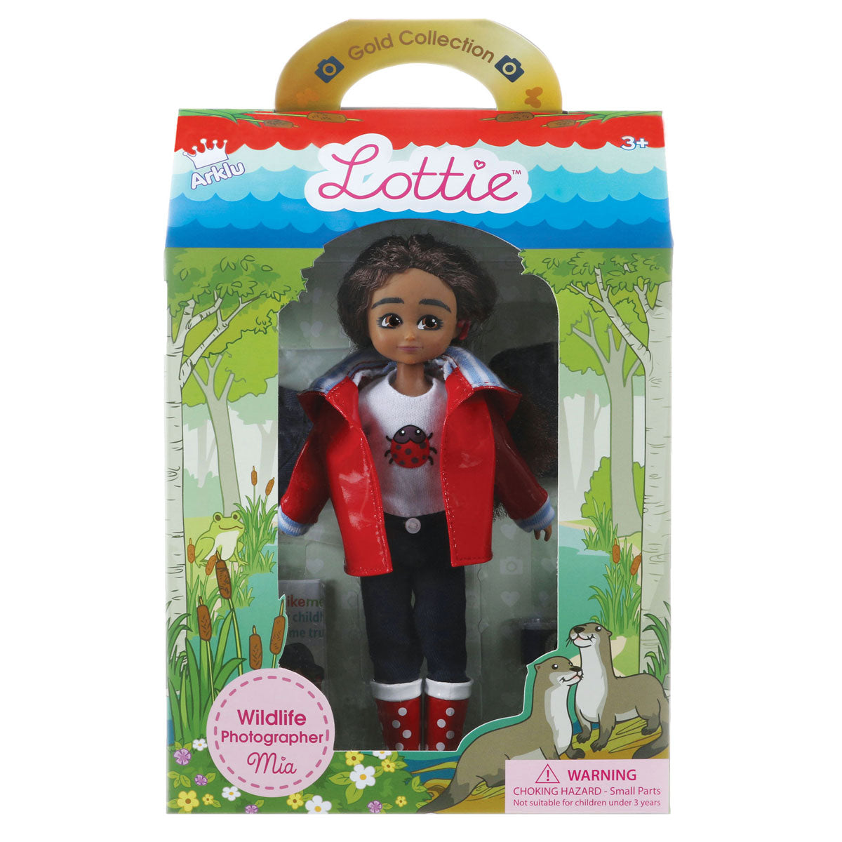 Lottie Doll Wildlife Photographer Mia