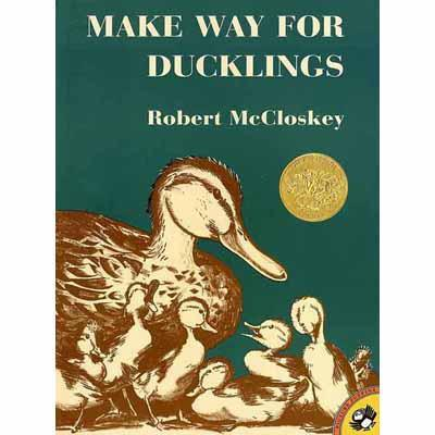 Make Way For Ducklings - Tadpole