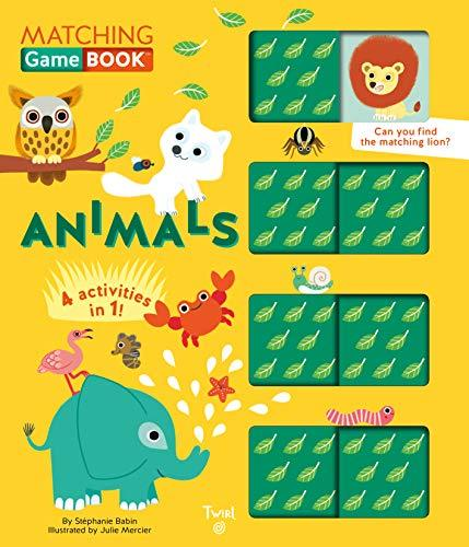Matching Game Book: Animals - Tadpole