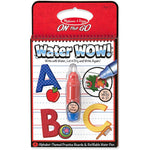 Melissa & Doug Water Wow Alphabet - Tadpole
