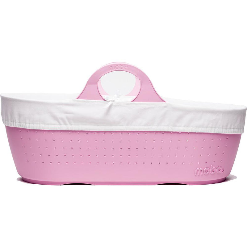 Moba Moses Basket + Mattress + Fitted Sheet - Tadpole