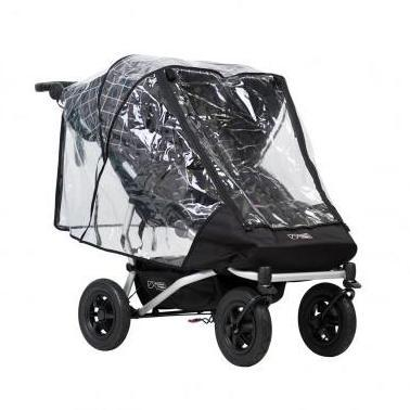 Mountain Buggy Duet Double Storm Cover - Tadpole