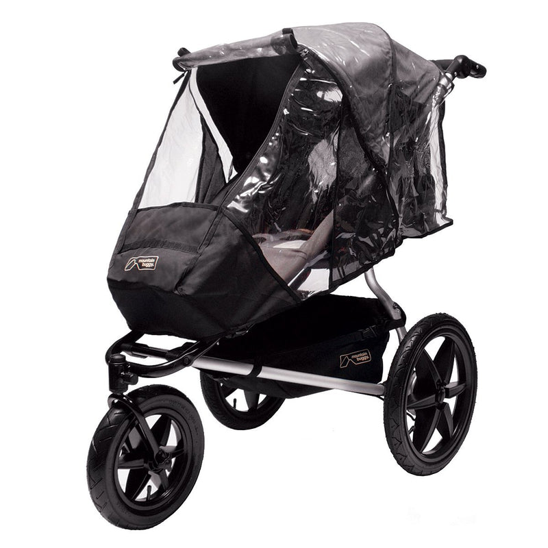 Mountain Buggy Urban Jungle / Terrain Storm Cover - Tadpole