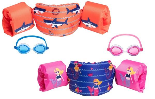 Mutual Sales Swim Pal with Goggles - Tadpole
