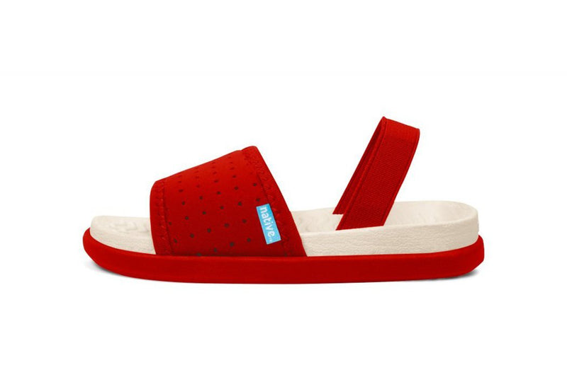 Native Penn Sandal Torch Red - Tadpole