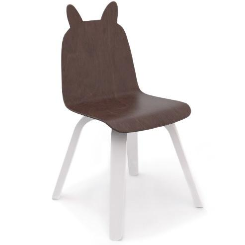 Oeuf Play Chairs Rabbits (Set of 2) - Tadpole