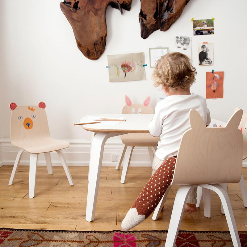 Oeuf Play Chairs Sticker Set - Tadpole