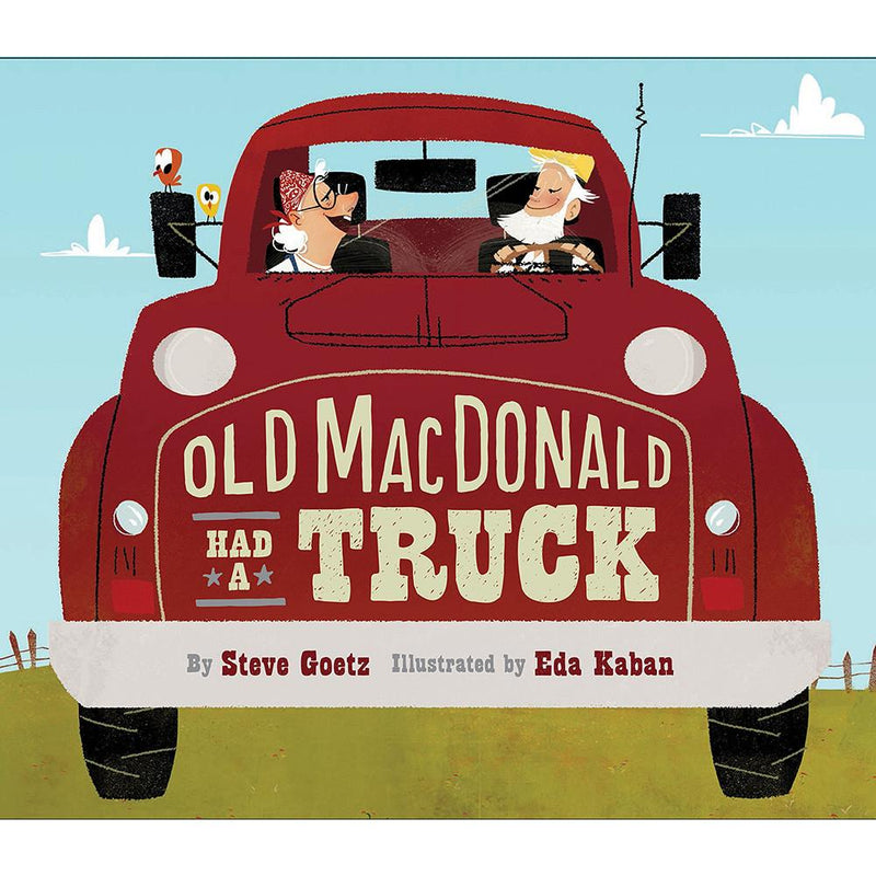 Old MacDonald Had a Truck - Tadpole